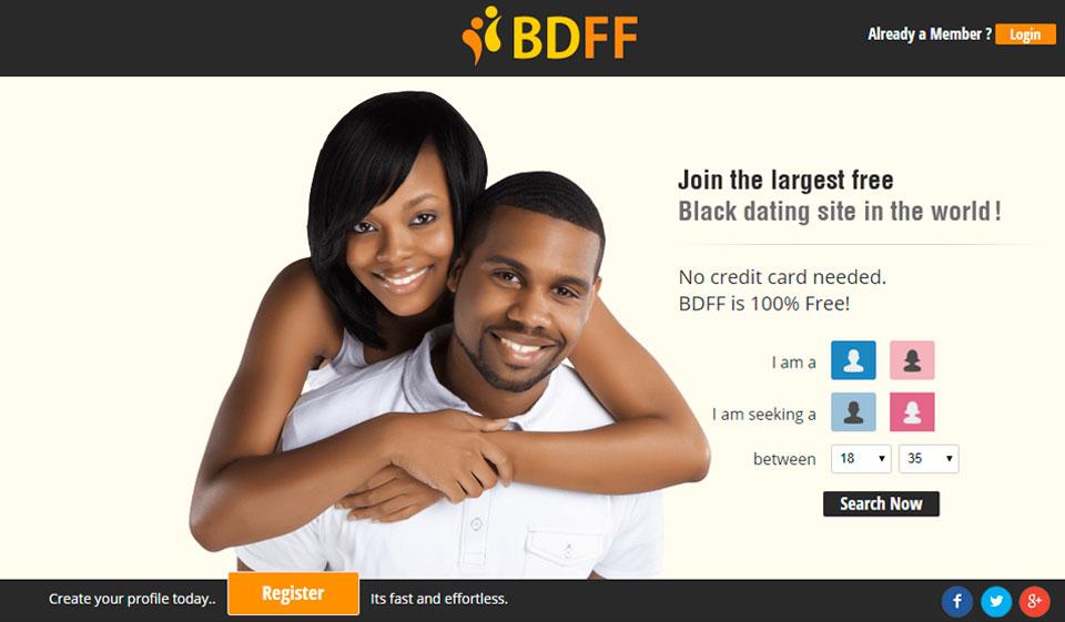 BlackDatingForFree Opinión 2021