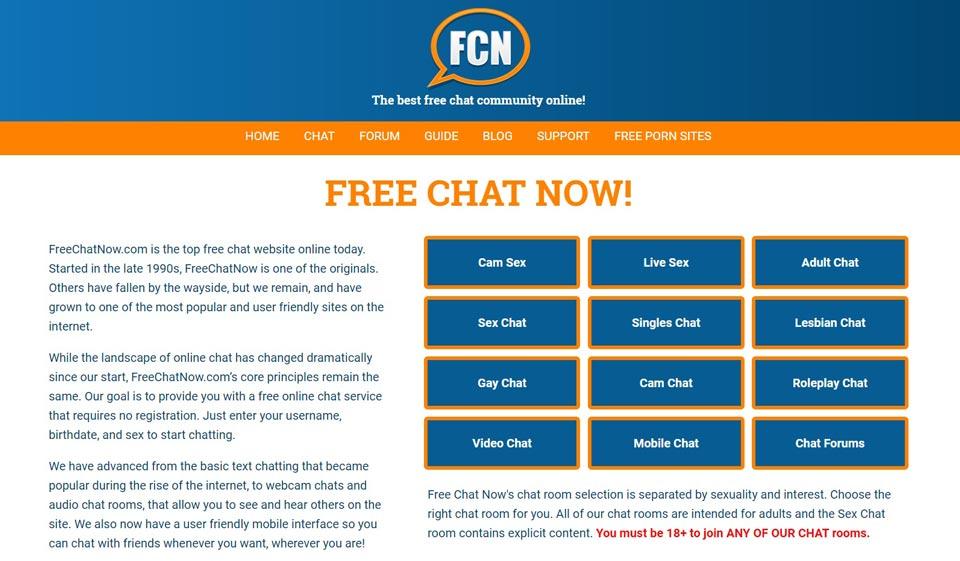 FCN Chat Opinión 2021
