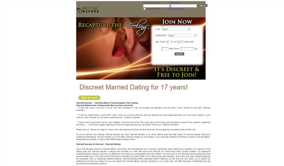 MarriedSecret Opinión 2021