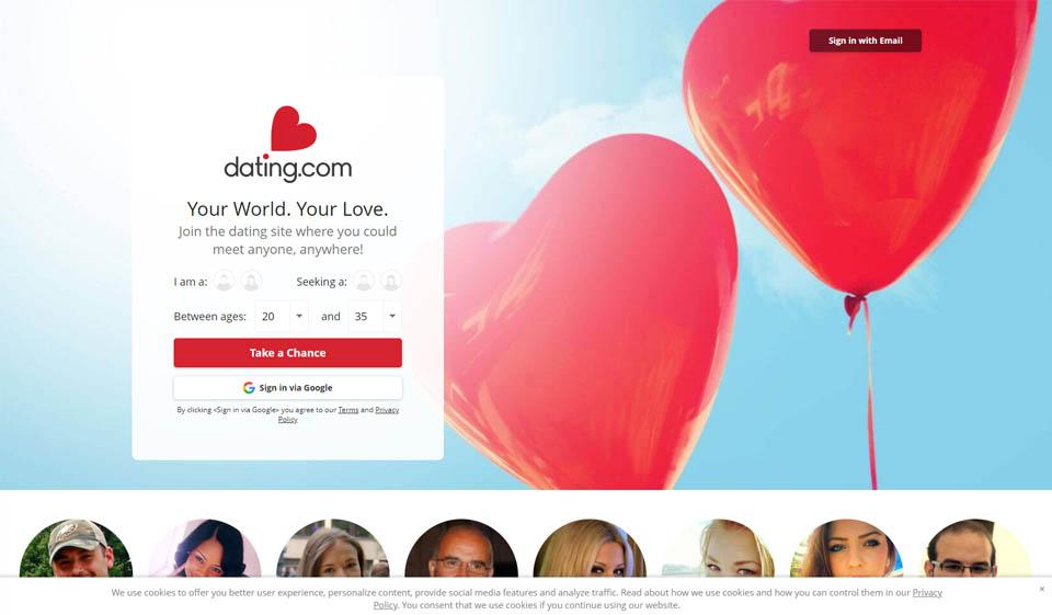 Dating.com  Opinión 2021