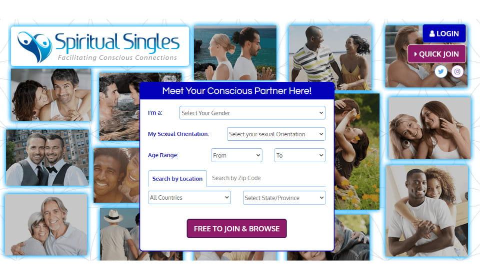 Revisión de solteros espirituales: ¿fiar o estafa?
