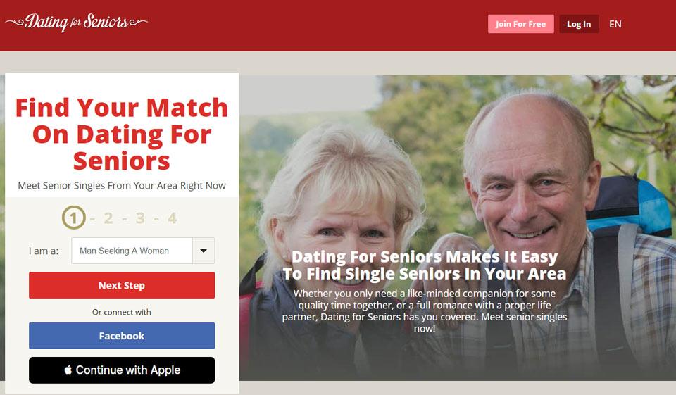 Dating for Seniors Opinión 2021
